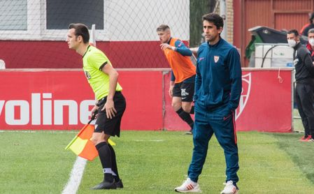 """Gallardo: """"Es un triunfo de la cantera del Sevilla"""""""