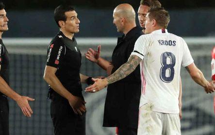 La diferente vara de medir con Zidane y Lopetegui
