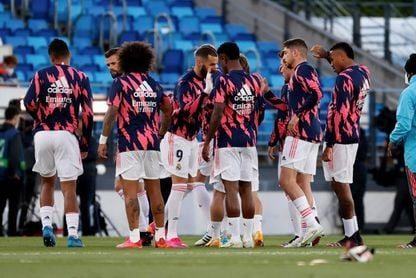 Zidane sienta a Hazard; Lopetegui a En-Nesyri
