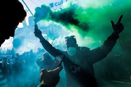 El Sporting se proclama campeón en Portugal 19 años después