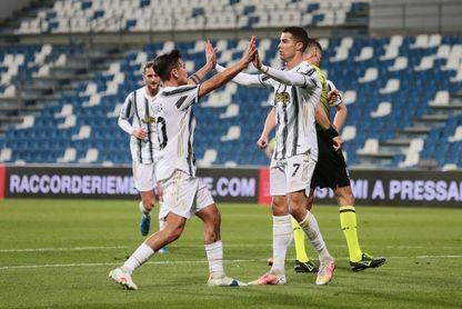 Cristiano y Dybala centenarios, pero el Juventus sigue fuera de la Champions
