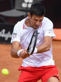 Djokovic corta el vuelo de Davidovich y se planta en cuartos