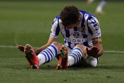La Real Sociedad no puede contra los equipos de Liga de Campeones