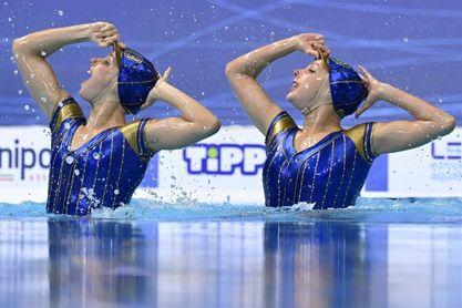Sexta plaza para Ozhogina/Tió en la final de dúo técnico, ganan las rusas