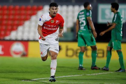 2-1. El River Plate de Paraguay vence de remontada al Huancayo en Asunción