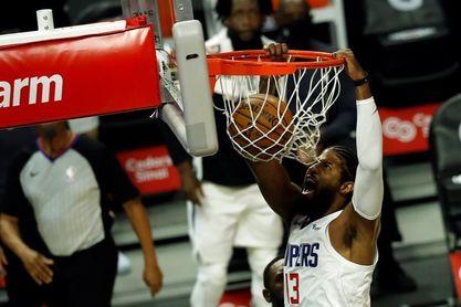 90-113. Ante los Hornets, George mantiene a los Clippers en el tercer puesto de la Conferencia Oeste