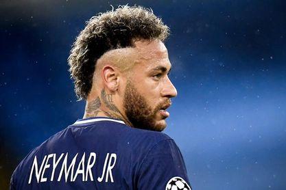 Neymar se perderá la final de la Copa de Francia tras ser sancionado