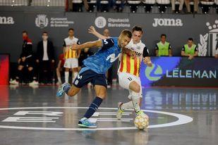 2-1. El Inter doblega al Santa Coloma y a su público para llegar a la final