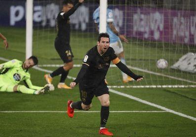 El Barcelona no quiere agachar la cabeza antes de hora