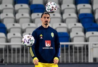 Ibrahimovic, baja para la Eurocopa