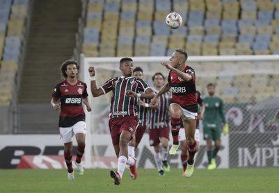 Flamengo y Fluminense empatan en el primer dueño por el título carioca