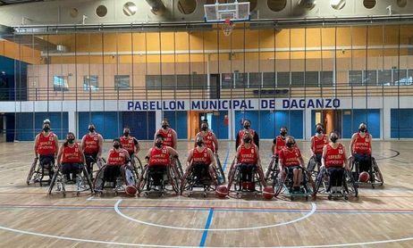 España mantiene para los Juegos Paralímpicos de Tokio el bloque del Europeo