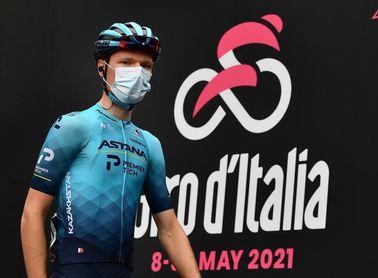 """Vlasov: """"El 'sterrato', Zoncolan y Dolomitas pueden reventar el Giro"""""""