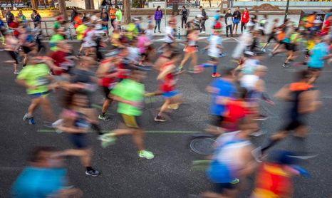 El maratón de Sevilla, en octubre con participación que dependerá de la covid