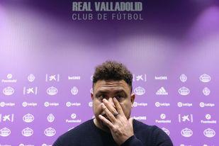Peñas del Valladolid piden explicaciones a Ronaldo y quitar pancartas del estadio