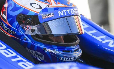Scott Dixon, mejor registro en el segundo día de entrenamientos de las 500 Millas de Indianápolis