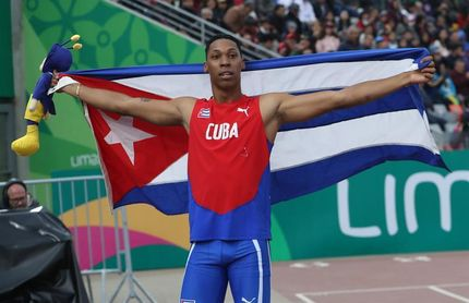 Cuba prevé más de 20 clasificados en atletismo para la cita olímpica de Tokio