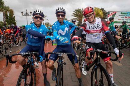 Antonio Jesús Soto gana en casa una Vuelta a Murcia marcada por la lluvia