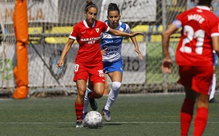 UDG Tenerife 2-0 Sevilla Femenino: Se le resiste el Municipal de La Palmera.
