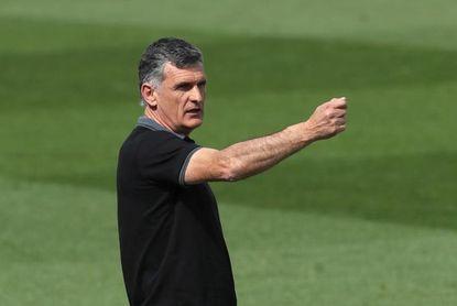 Mendilibar no dirigirá al Eibar la próxima temporada