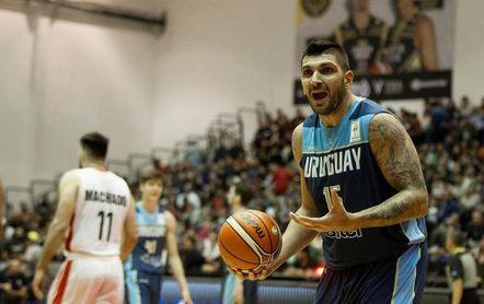 Esteban Batista encabeza la convocatoria de Uruguay para el preolímpico