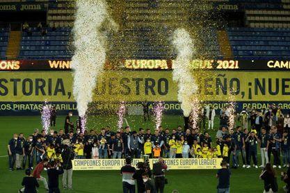 La Liga Europa, un título envuelto en treinta millones de euros