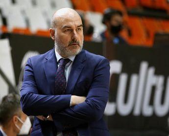 """Ponsarnau: """"Hay incertidumbre ante el Baskonia, pero son de alto nivel"""""""