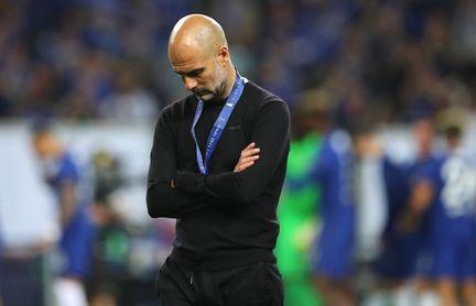"""Guardiola: """"Pocos reproches tengo"""""""