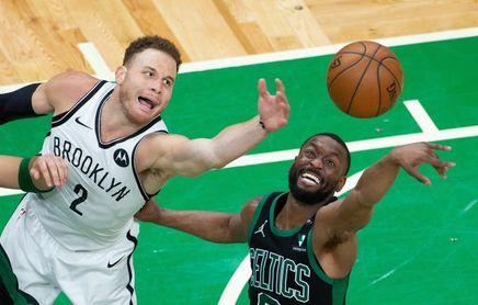 """126-141. """"Big Three"""" asaltan el TD Garden y Nets, a un triunfo de semifinales"""