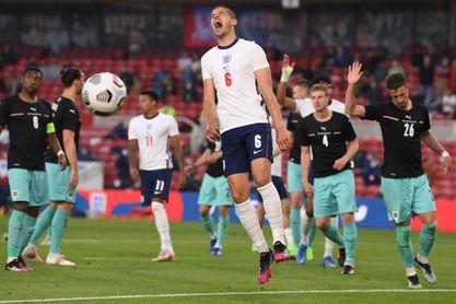 1-0. Inglaterra se impone sin brillo a la Austria de Alaba