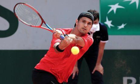 Guido Pella se despide de Roland Garros con una derrota ante Girón