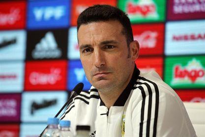 """Scaloni, sobre la Copa América en Brasil: """"No es el lugar ideal"""""""