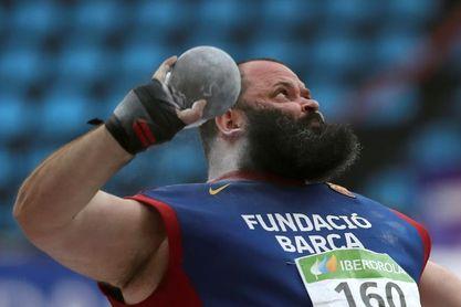 """Tobalina irá """"a por todas"""" este mes de junio para ganarse su plaza olímpica"""