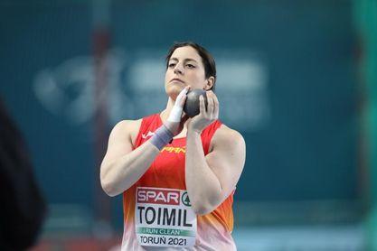 """Toimil destaca el """"espíritu de equipo"""" en su primer Europeo de selecciones"""