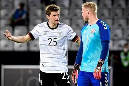 1-1. Alemania no pasa de un empate ante Dinamarca