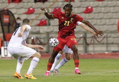 1-1. Bélgica sufre ante Grecia sin Hazard ni De Bruyne