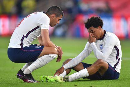 El defensa inglés Trent Alexander-Arnold se perderá la Eurocopa por lesión
