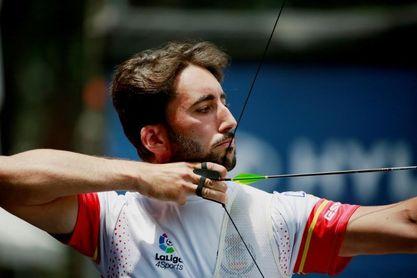 Pablo Acha, aspirante a tres medallas el domingo