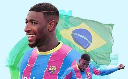 Emerson firmará un nuevo contrato con el Barça: cómo afectará al Betis