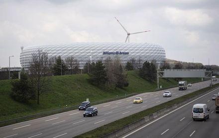 Múnich permitirá 14.000 espectadores por partido en la Eurocopa
