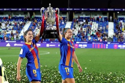 """Vicky Losada: """"Va a ser mi último curso en el Barcelona, quiero ser feliz"""""""