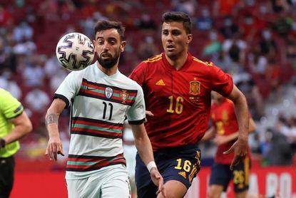 0-0. Un empate y un aviso para España