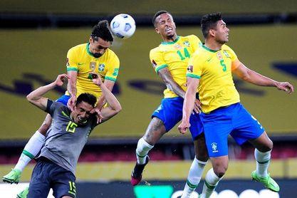 Brasil sin rival, Argentina y Uruguay ceden puntos y Colombia vuelve al ruedo