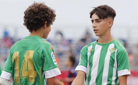 El Real Betis cae en los penaltis ante el Barça en LaLiga Promises (0-0)