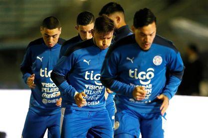 Paraguay retoma los entrenamientos para encarar al líder sólido Brasil