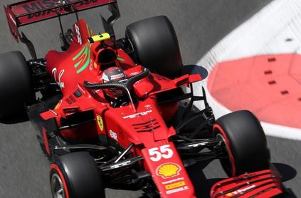 "Sainz: ""Ojalá pasen cosas, porque tenemos ritmo para el podio"""