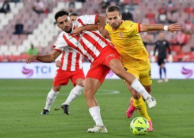 0-0. El Girona, a la final por el ascenso tras conservar su renta