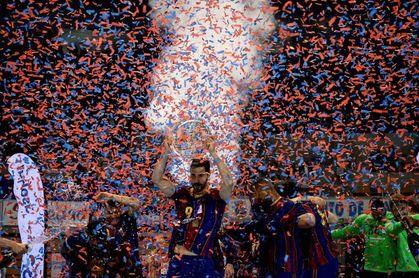 El Barça logra en Santander su decimosexta Copa Asobal