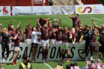 El Alcobendas conquista su tercera Copa consecutiva tras arrollar al Burgos