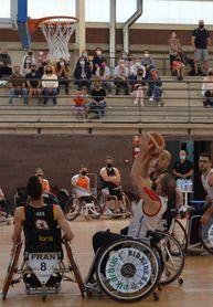 Amiab Albacete, campeón de la Copa del Rey de baloncesto en silla de ruedas